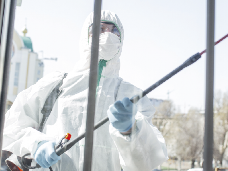 Servicios de Desinfección preventiva Covid, Virus y Bacterias